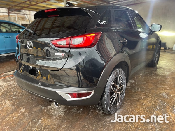 Mazda CX-3 1,5L 2015-6