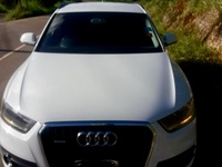 Audi Q3 2,0L 2014