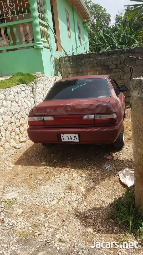 Toyota Corolla 1,5L 1992-5