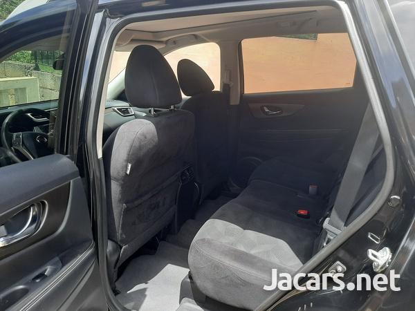 Nissan Rogue 2,5L 2014-8