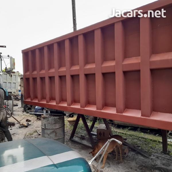 New 20ft Truck Body-3