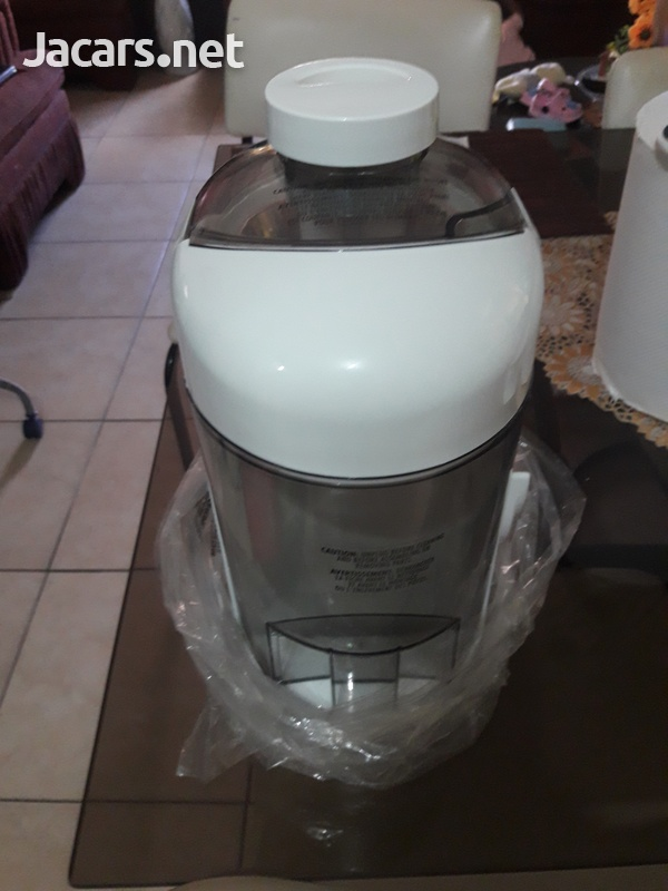 Hamilton beach juice extractor-2