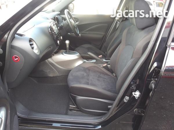 Nissan Juke 1,6L 2016-6