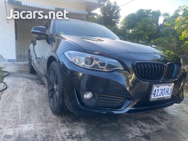 BMW 2-Series 3,0L 2017-3