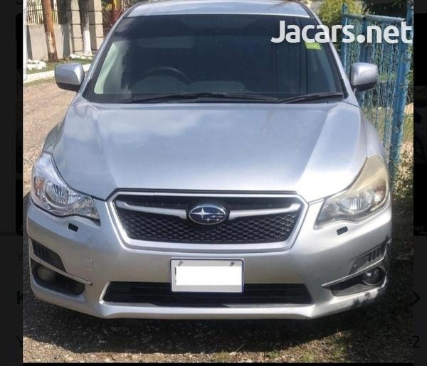 Subaru Impreza 1,5 L 2014-4