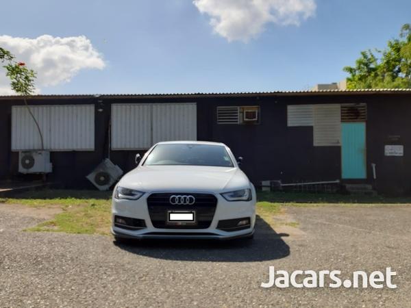 Audi A4 2,0L 2014-4