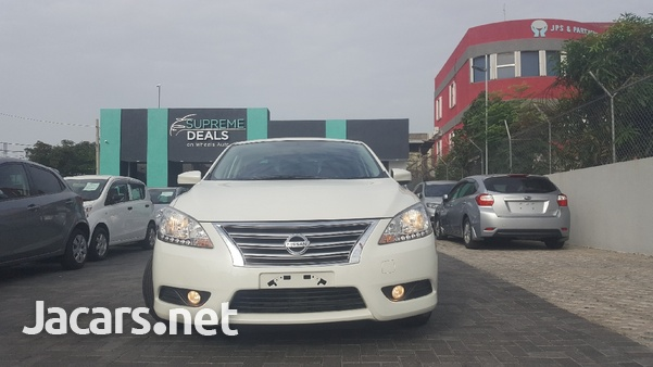 Nissan Sylphy 1,6L 2016-1