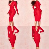 best body shape dress knee length