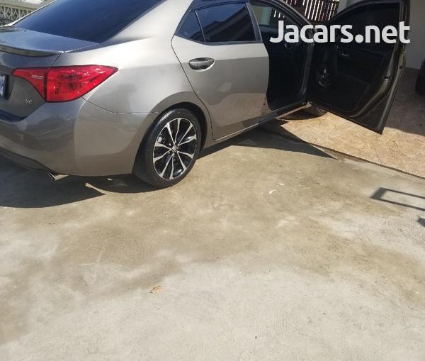 Toyota Corolla 1,8L 2019-2