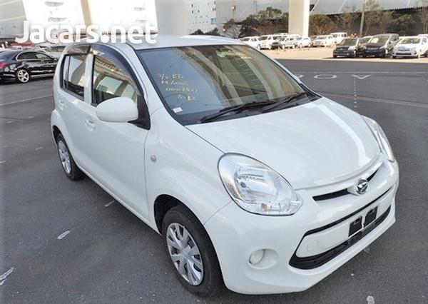 Daihatsu Boon 1,0L 2016-4