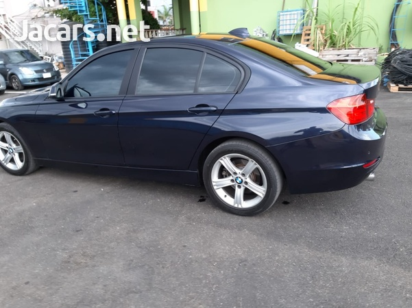 BMW 3-Series 1,9L 2013-12