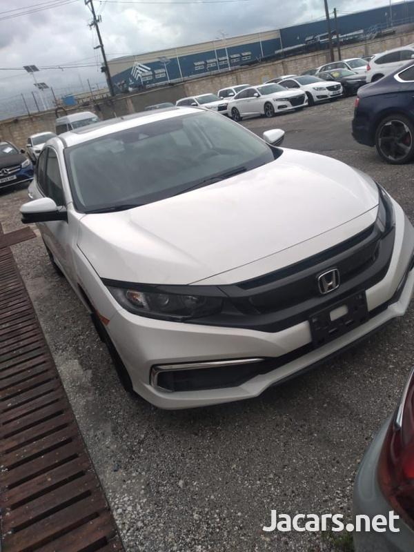 Honda Civic 2,0L 2020-2
