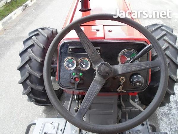 Brand New Model Massey Ferguson 385 4WD Tractors-7