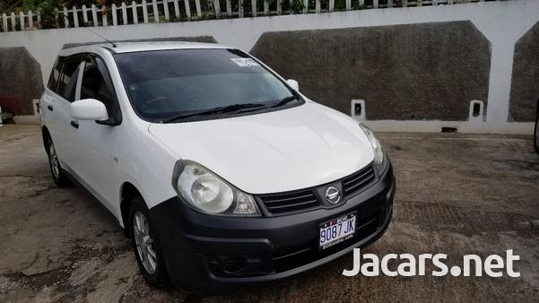 Nissan AD Wagon 1,5L 2014-12