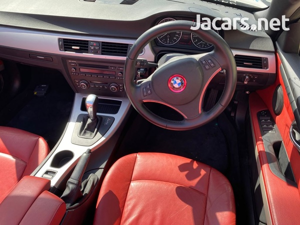 BMW 3-Series 2,0L 2011-7
