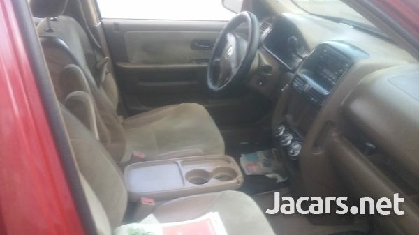 Honda CR-V 2,4L 2002-5