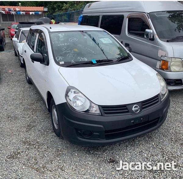 Nissan AD Wagon 1,5L 2016-5