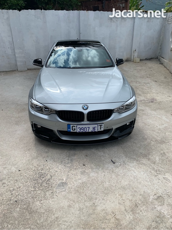 BMW 4-Series 2,0L 2017-1