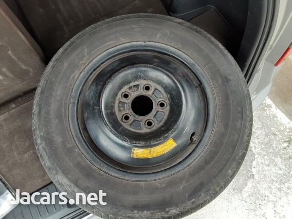 Spare Rim and Tyre - 5 Lug-1