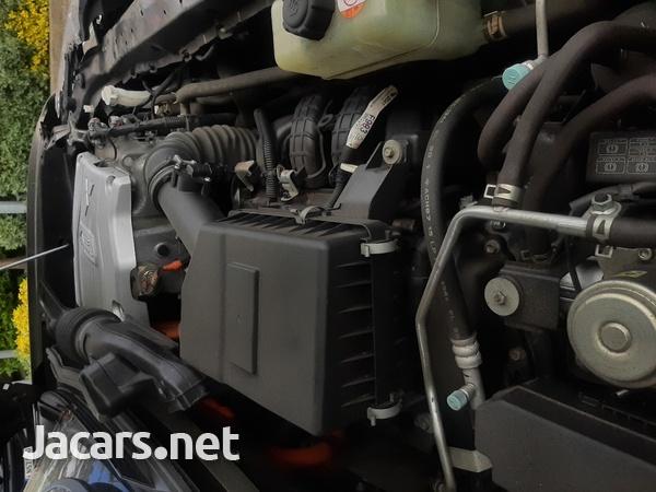 2016 mitsubishi outlander hybrid 2.0 petrol automstic transmission gearbox-4