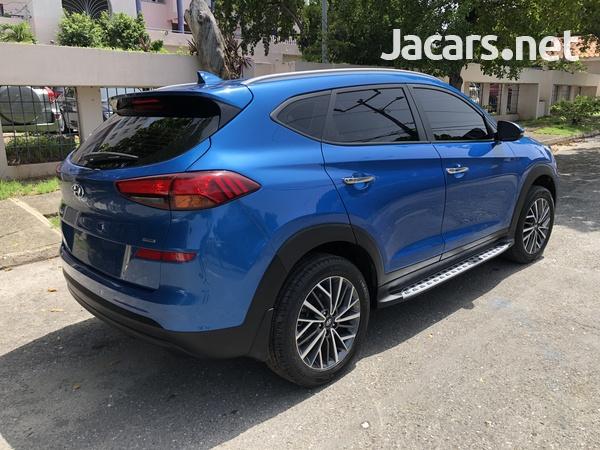 Hyundai Tucson 2,0L 2020-5