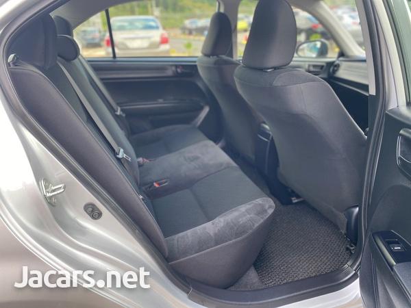 Toyota Axio 1,3L 2018-11