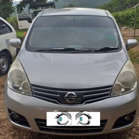 Nissan Note 1,6L 2012