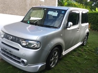 Nissan Cube 1,7L 2014