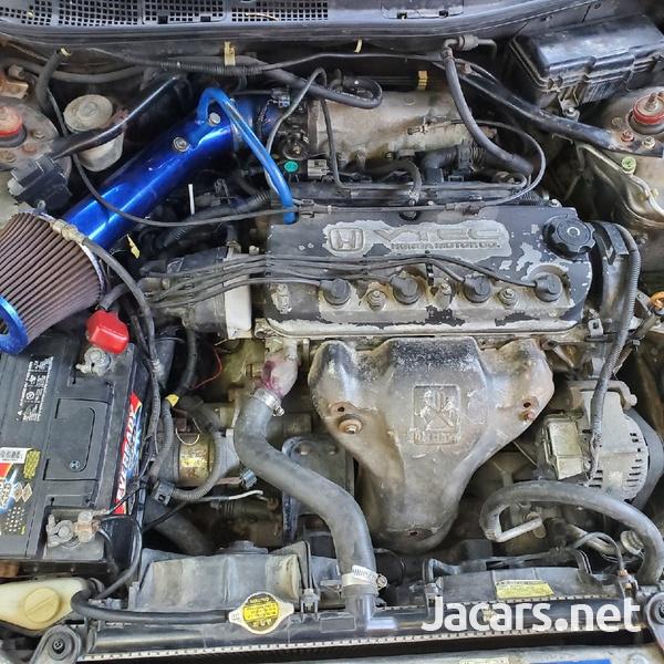 Honda Accord 2,3L 1999-13
