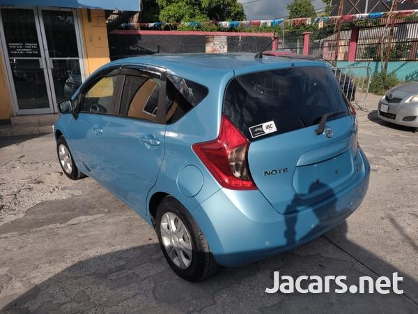 Nissan Note 1,5L 2015-2