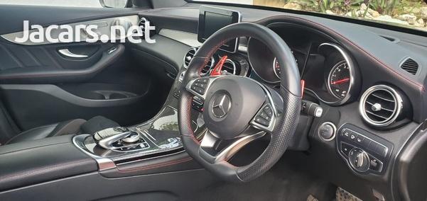 Mercedes-Benz GLC-Class 3,0L 2019-5