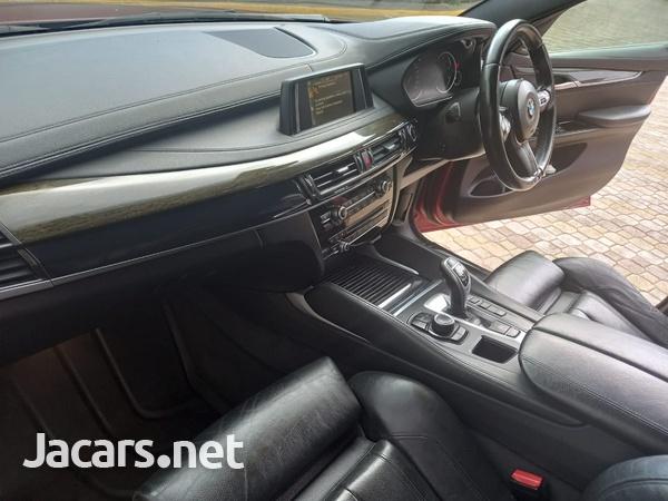 BMW X6 3,5L 2015-13