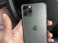 ONE WEEK OLD IPHONE 11 PRO