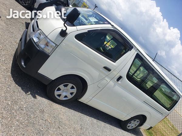 2017 Toyota Hiace-4