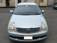 Nissan Bluebird 1,8L 2012