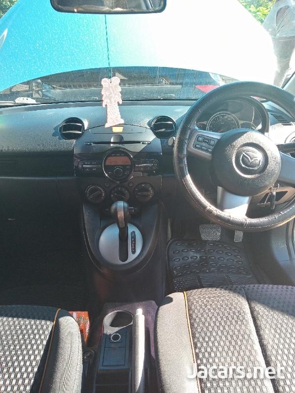 Mazda 2 1,5L 2013-5