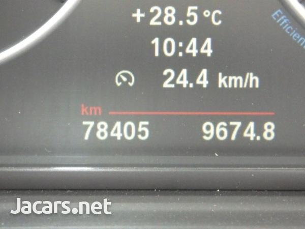 BMW 5-Series 2,5L 2012-9
