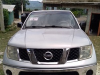 Nissan Frontier 4,0L 2006