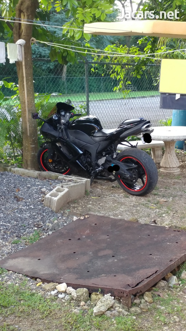 2007 Kawasaki Ninja ZX6R-2