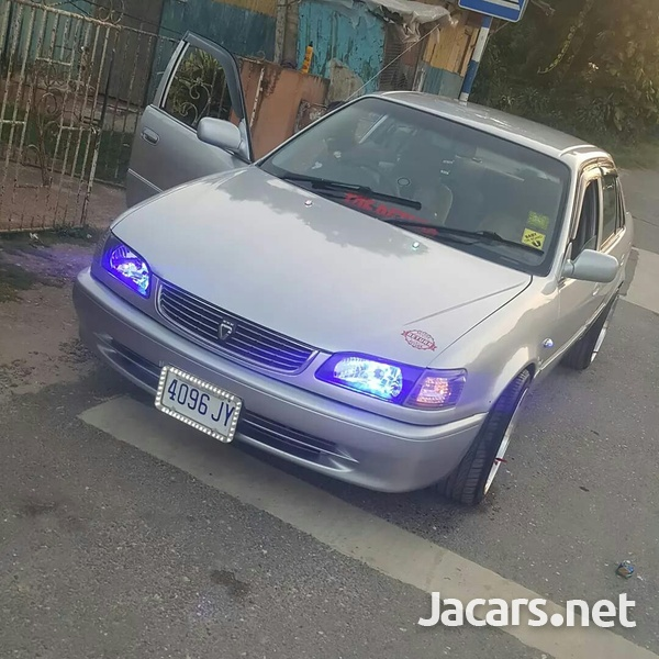 Toyota Corolla 1,3L 1998-1