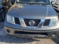 Nissan Frontier 2,5L 2005