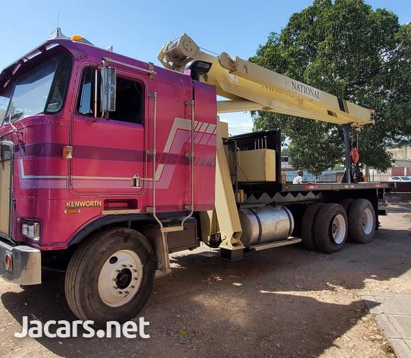 2000 Kenworth Boom Truck National Crane-4