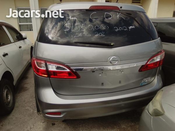 Nissan LaFesta 2,0L 2012-7