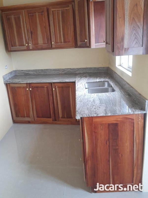 Installation of counter tops-2