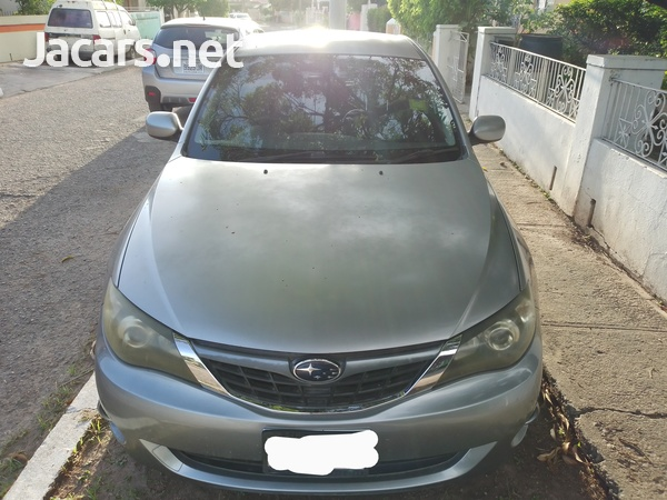 Subaru Impreza 2,5L 2008-7