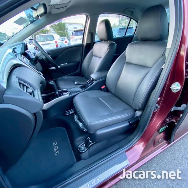Honda City 1,5L 2015-7