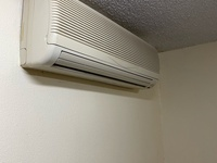 Two Used Air Conditioning Units