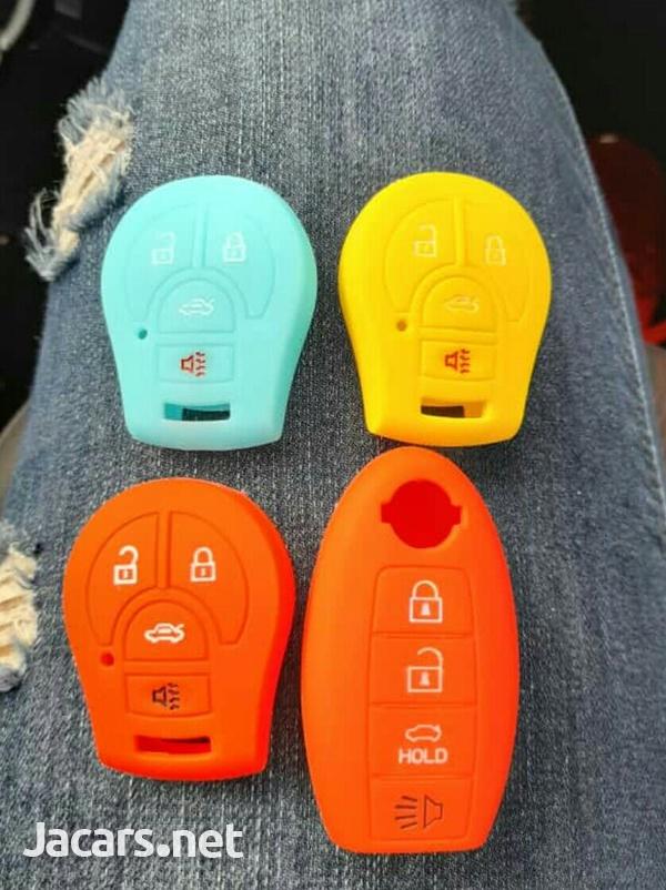 car key silicone cases-5