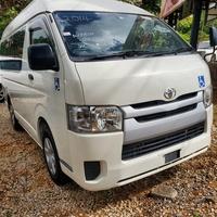 Toyota RegiusAce 2,0L 2014
