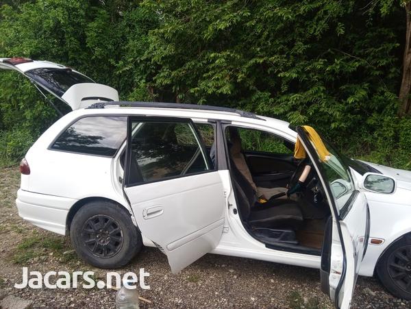 Toyota Caldina 1,7L 2001-9